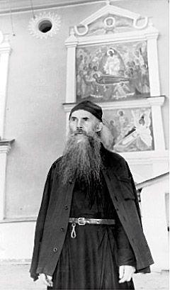 Αποτέλεσμα εικόνας για archimandrite seraphim from the caves of pskov russia