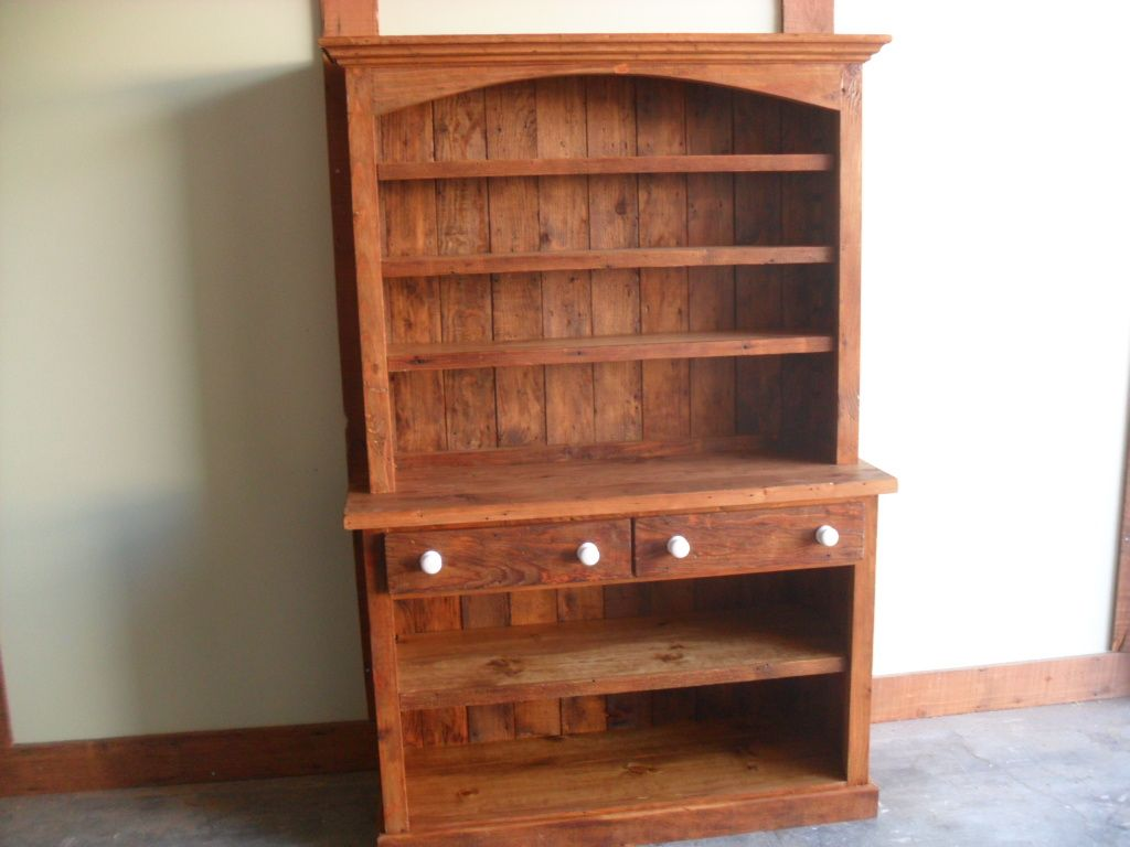 Great Hutch With A Great Look, This Is What Country Is All About. Made From  Reclaimed Wood, Custom Made And Can Be Made Any Colour And Size, Please Ask  For ...