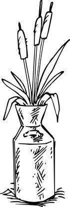 http://www.drsdesigns.com/cattail-milk-pail-581f/