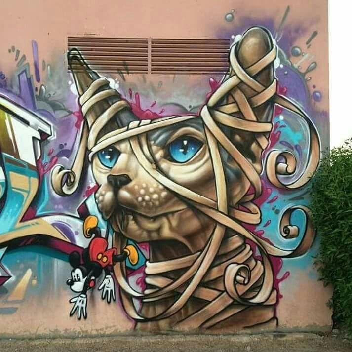 Pin Di Giuliana G Su Graffiti Di Strada Arte Arte Di Strada E Graffiti Di Strada
