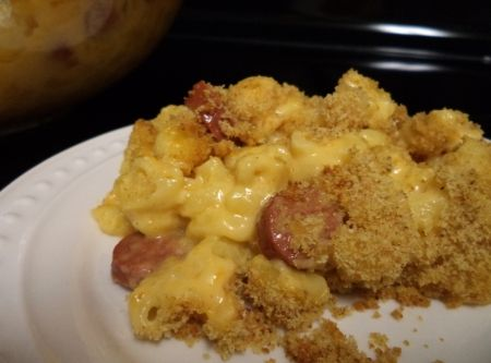 My Hot Diggity Dog  Mac & Cheese Recipe