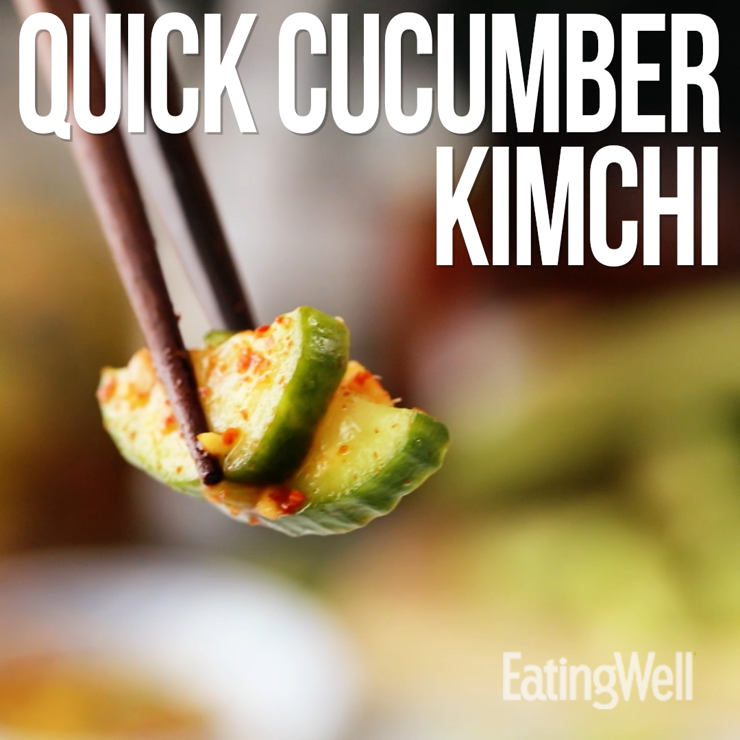 Quick Cucumber Kimchi - #Cucumber #eatingclean #eatinghealthy #food #foodcooking #foodideas #foodrecipes #healthyrecipes #Kimchi #Quick #recipes