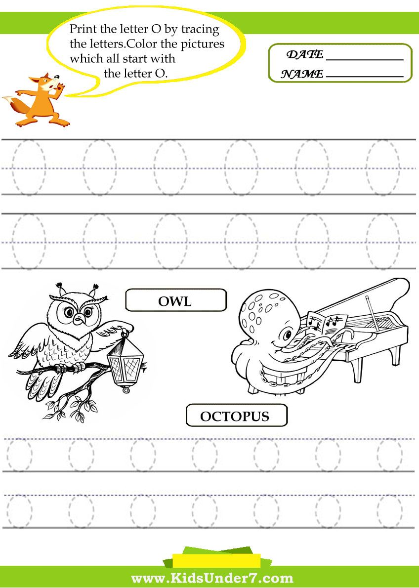 Alphabet Worksheets Trace And Print Letter O Traceable Alphabet Worksheets Trace And Print Letter O Teac Letter O Worksheets Kindergarten Worksheets Letter O