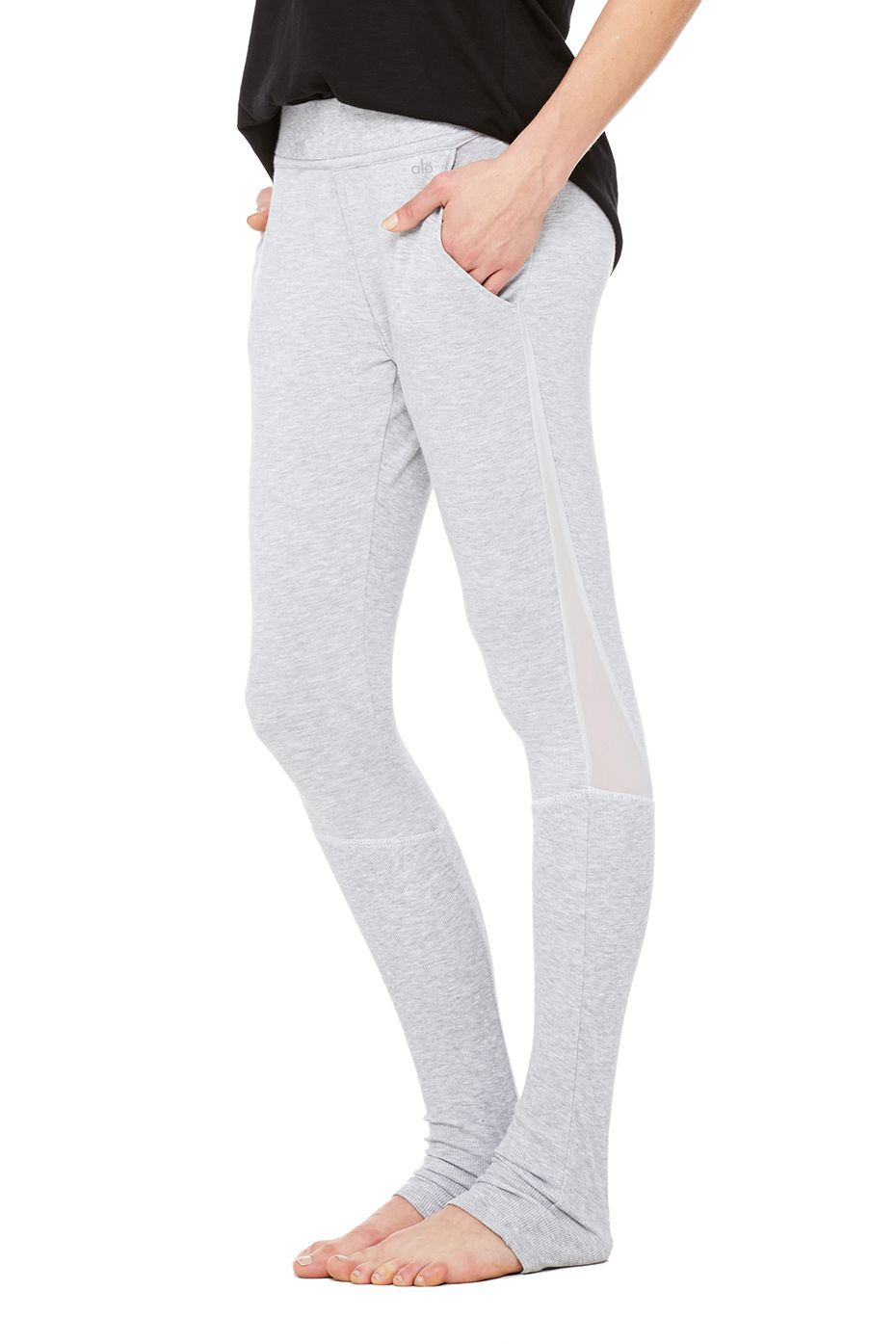 d9e8cf627aa44 This cozy-to-and-from pant is perfect for throwing on over shorts or  leggings— for warmth or coverage. Rib detail at waistband and calf pairs  with micro ...
