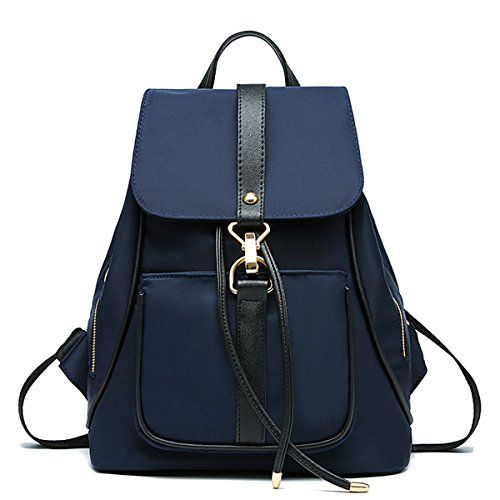 f25753e3757 2016 New Fashion Puleather Backpack Women Student to Travel Bolso Mujer 5  Color Mochila Feminina Backpacks for Teenage Girls blue   Click image for  more ...