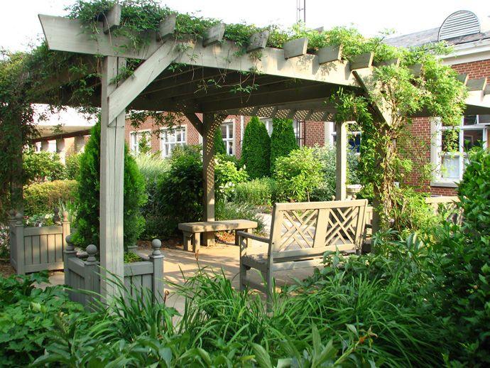 Beautiful 40 Pergola Design Ideas Turn Your Garden Into A Peaceful Refuge