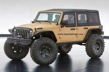 2016 Jeep Wrangler Redesign >> 2016 Jeep Wrangler Redesign Car Toyota Design Pinterest