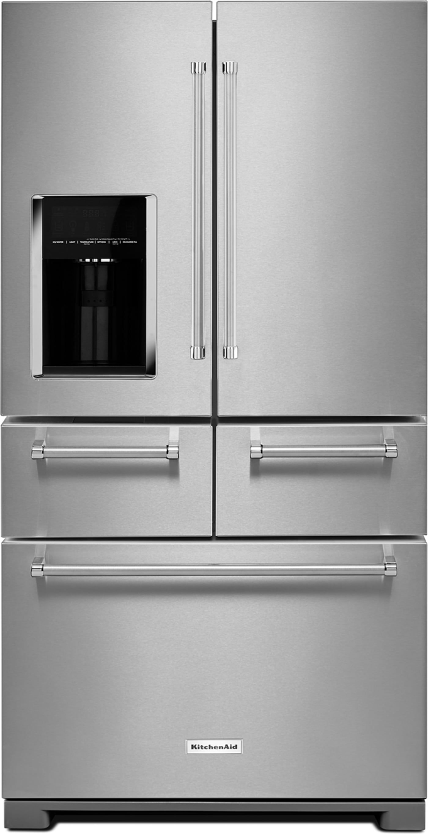 KRMF706ESS by KitchenAid French Door Refrigerators