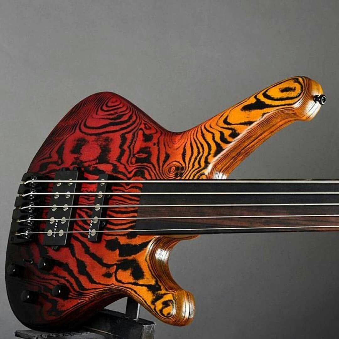 fretless 5 string bass guitars bass guitar lessons guitar guitar design. Black Bedroom Furniture Sets. Home Design Ideas