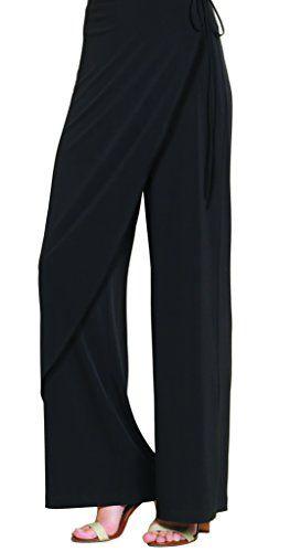 Clara Sunwoo Wide Leg Wrap Pants