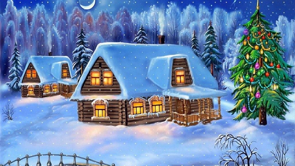 Christmas Desktop Wallpapers Browser Themes 2014 Christmas Tree Wallpaper Animated Christmas Wallpaper Cabin Christmas