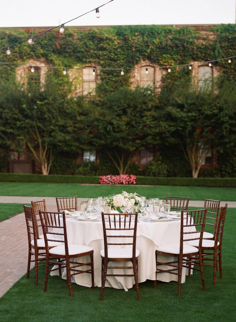Timeless Wedding at The Vintage Estate Napa valley