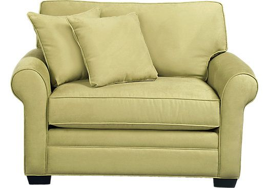 Shop For A Cindy Crawford Home Bellingham Wasabi Sleeper Chair At
