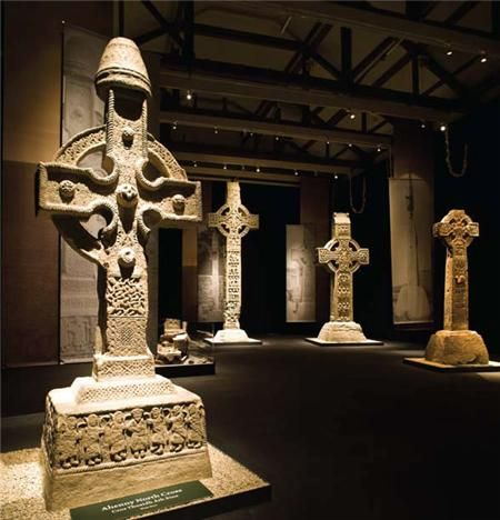 Irish High Crosses Exhibition