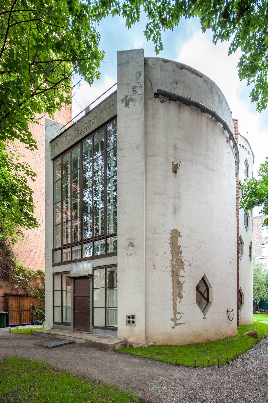 Gallery of AD Classics: Melnikov House / Konstantin ...