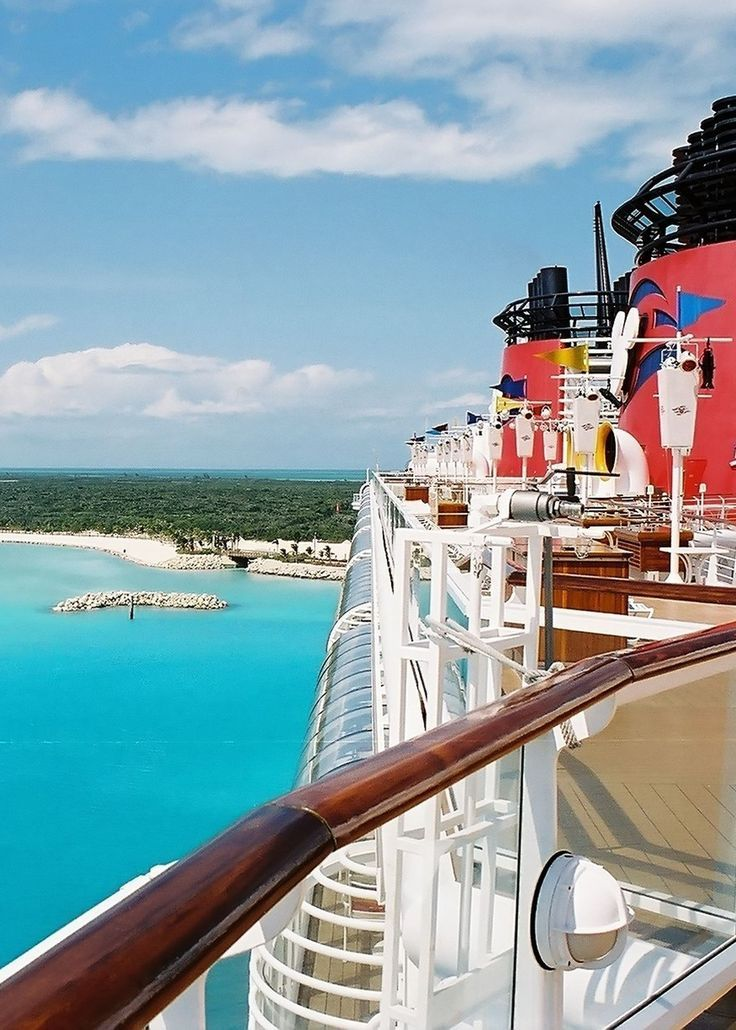 33 Pictures Of Disney Cruise Lines New Ship: Castaway Cay, Bahamas: Disney Cruise Line's Little Piece