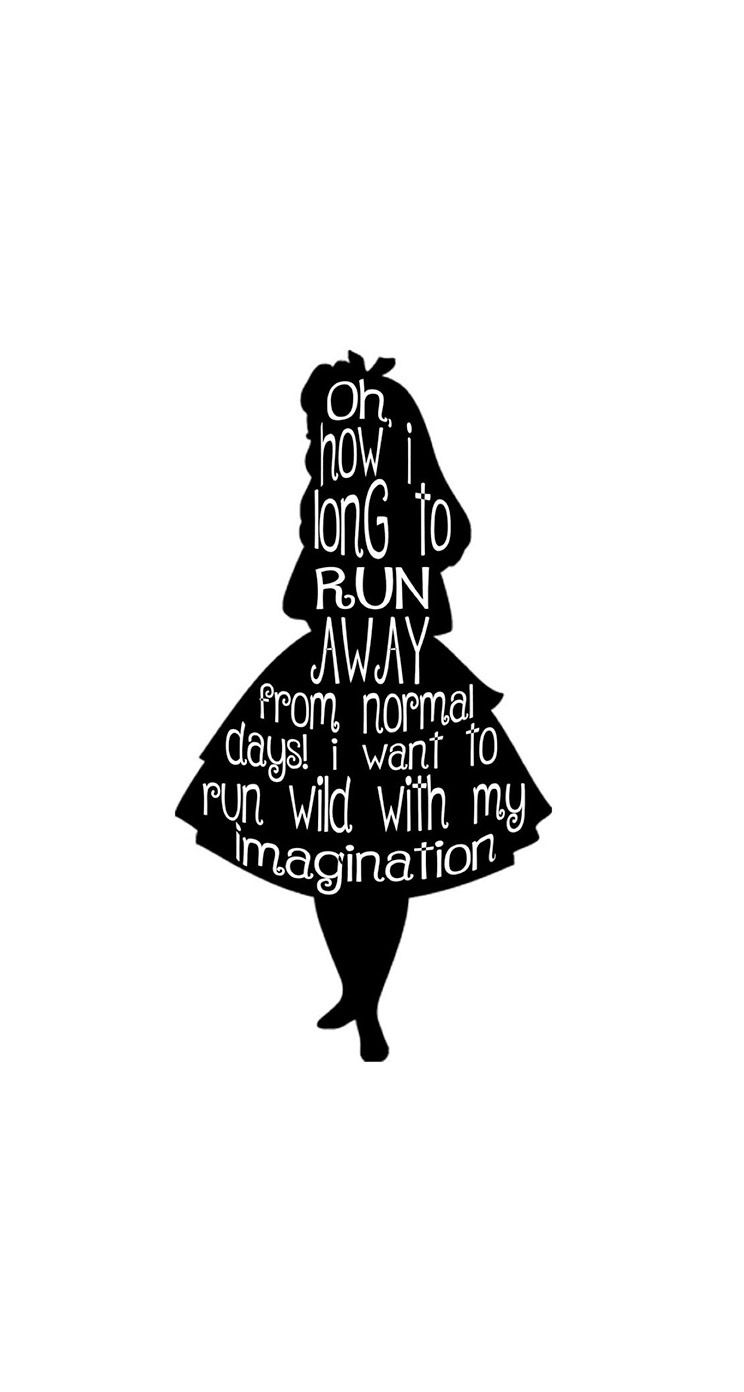 alice wonderland quotes background wallpaper hd