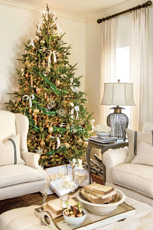 This is the Most Southern Way To Deck the Halls Magnolia - southern living christmas decorations