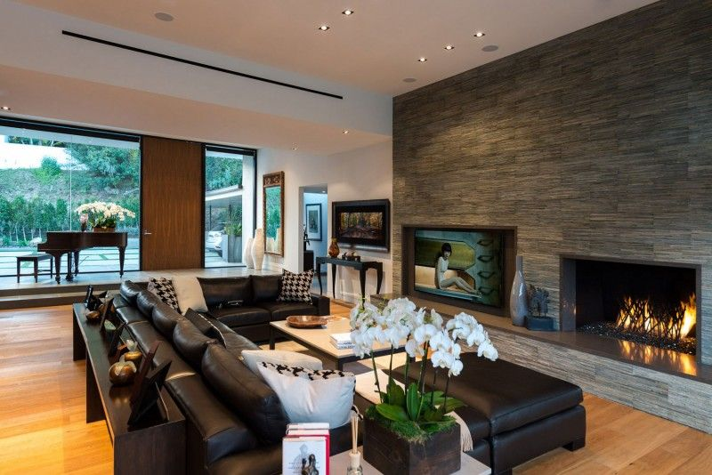 Wallace Ridge By Whipple Russell Architects Architects - Contemporary wallace ridge house by whipple russell architects