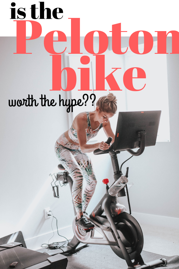 Is The Peloton Worth It My Peloton Bike Review 2019 With Images