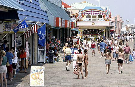 Jerseyu0027s Boardwalks   Point Pleasant Beach | Also Referred To As  Jenkinsonu0027s Boardwalk Because Of Jenkins