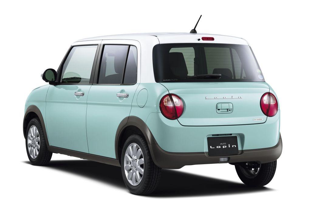 Suzuki Alto Lapin 2015 Lapin Voiture