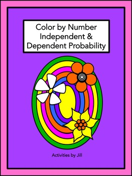 Independent Dependent Probability Color By Number Probability