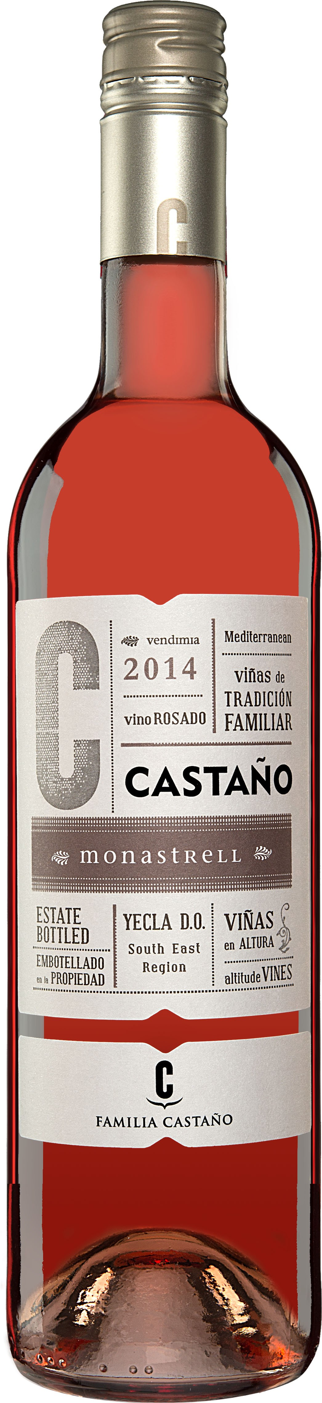 Castano Rosado Wine Packaging Wine Label Design Wine Brands