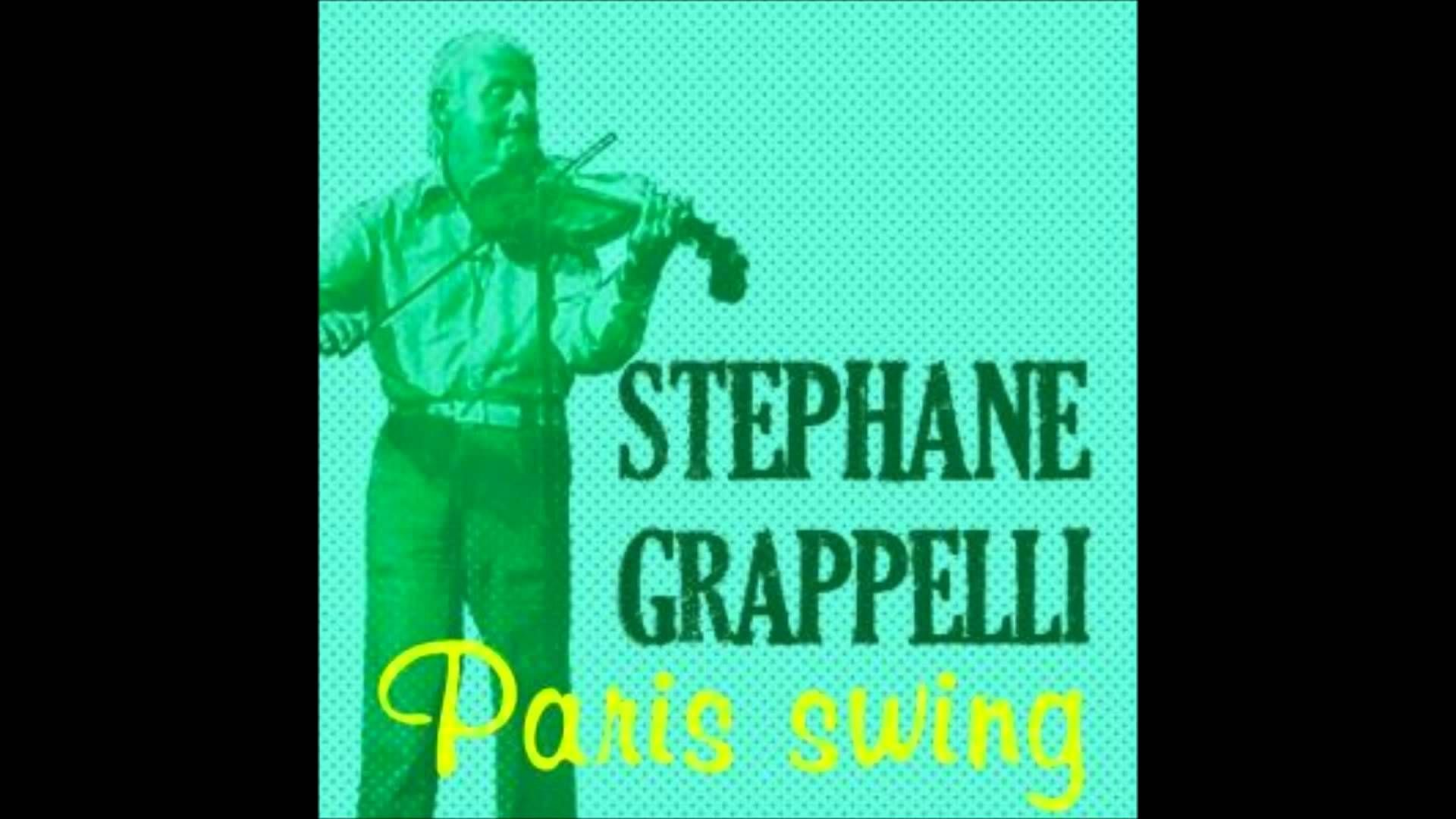 Stéphane Grappelli - The World Is Waiting for the Sunrise