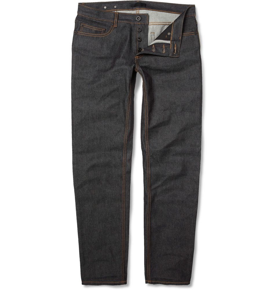 DENIM - Denim trousers Burberry qcvPN1i7bF