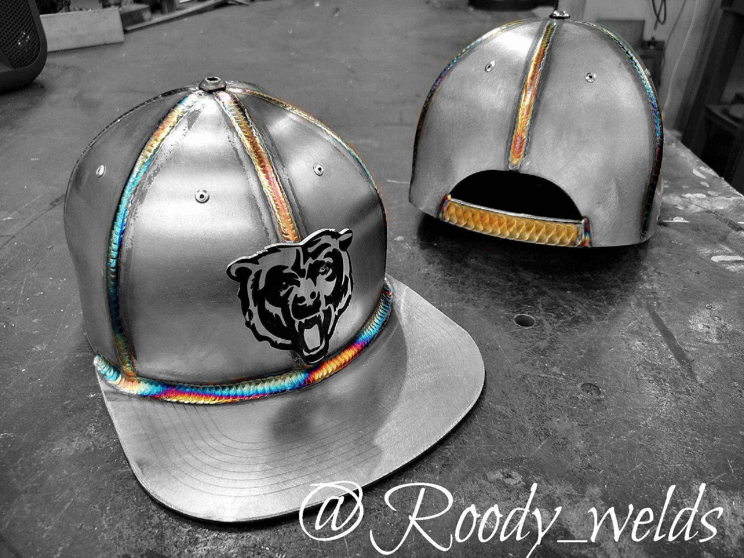 My Money On The Bears Nfl Welding Art Projects Welding Art Metal Art Projects
