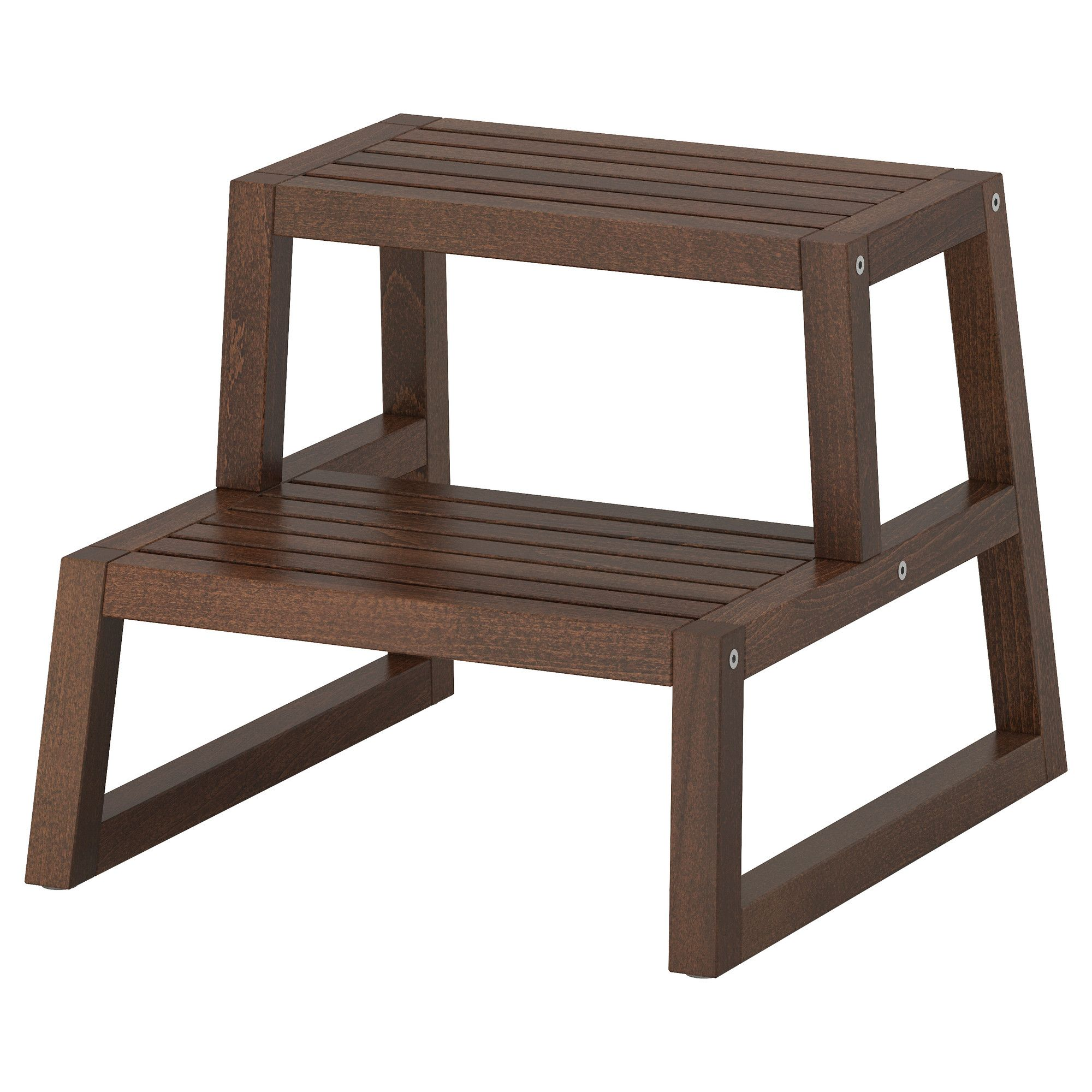 Bathroom Stools Amp Benches Ikea Seating Bench Molger Step Stool Dark Brown  Width Quot Depth Pe S