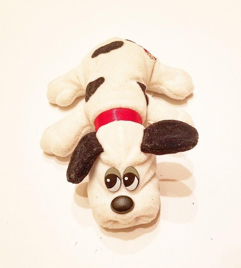 Vintage Pound Puppies Tonka Pound Puppy Plush Dog Dalmation