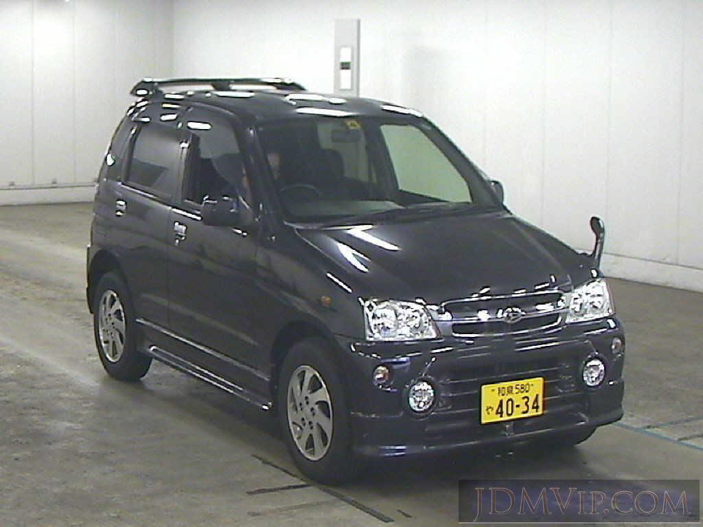 2005 DAIHATSU TERIOS KID L J131G