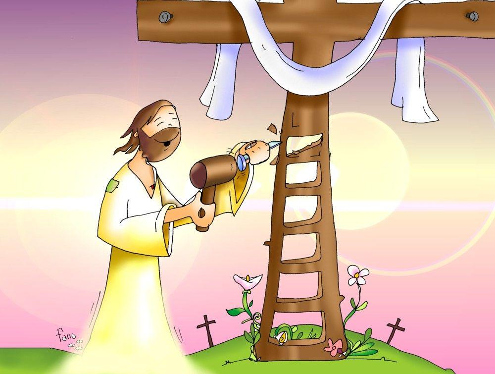 Escalera de la cruz