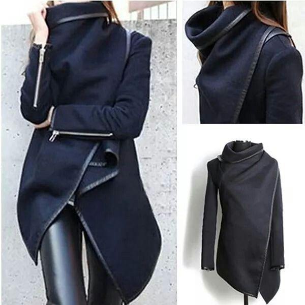 Wool coat by Sammy Dress