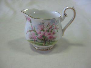 Royal Albert Blossom Time Creamer / Milk Jug