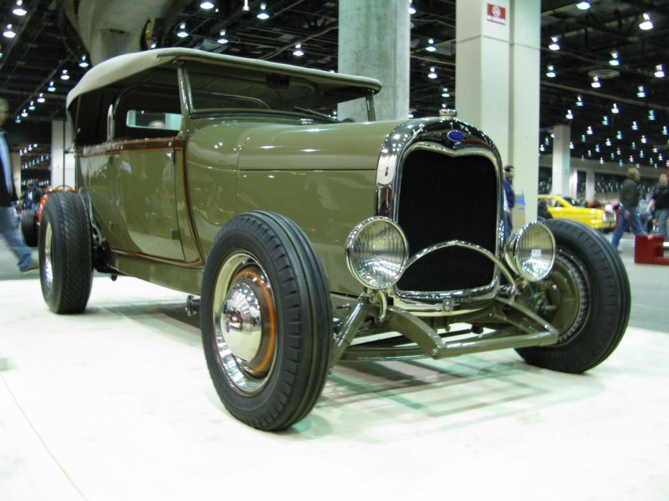 1929 Ford Phaeton Highboy Hot Rods Cars Muscle Traditional Hot Rod Retro Cars