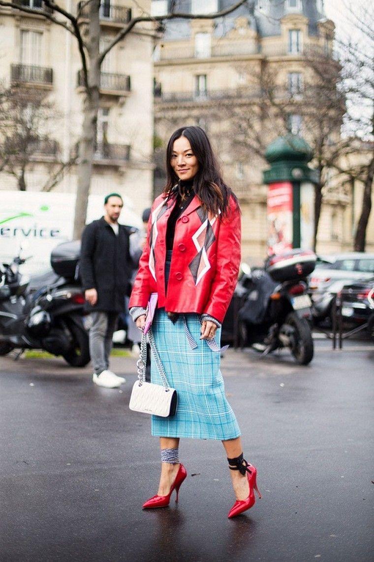 33c6e811de automne hiver 2017 2018 mode femme carreaux look vintage tendance femme  robe carreaux