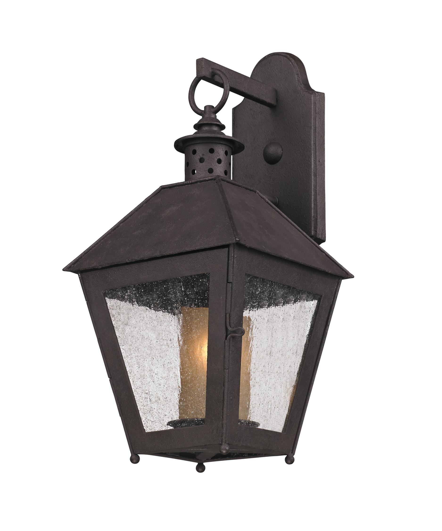 Sagamore 18 Inch Tall 1 Light Outdoor Wall By Troy