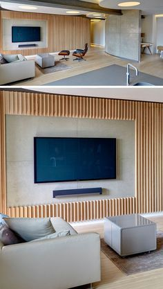 captivating living room tv wall design | 8 TV Wall Design Ideas For Your Living Room | Tv wall ...
