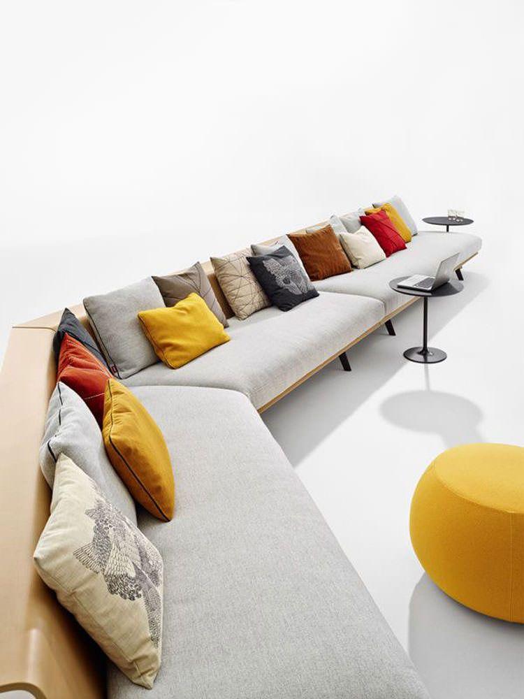 50 Divani Componibili o Modulari dal Design Moderno | HOTEL / HIEX ...