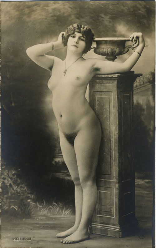 Happens. Victorian nude photography