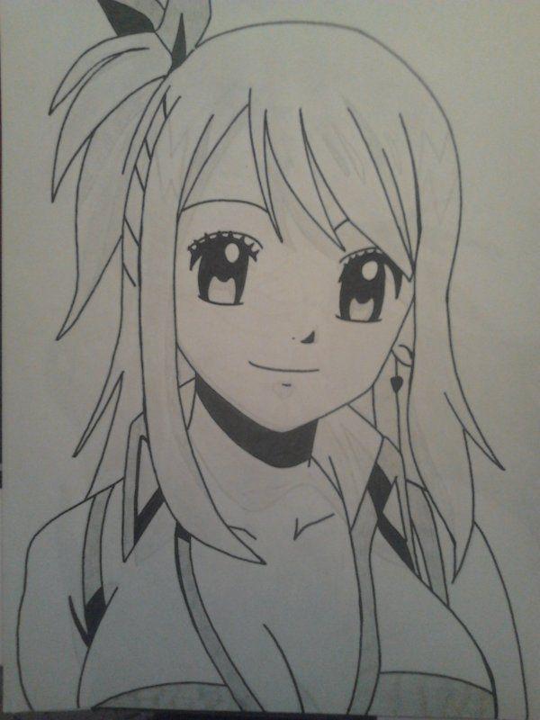 dessin manga fairy tail