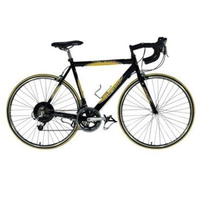 Kent Men S Denali Pro 28 Road Bike Black Yellow Gmc Denali