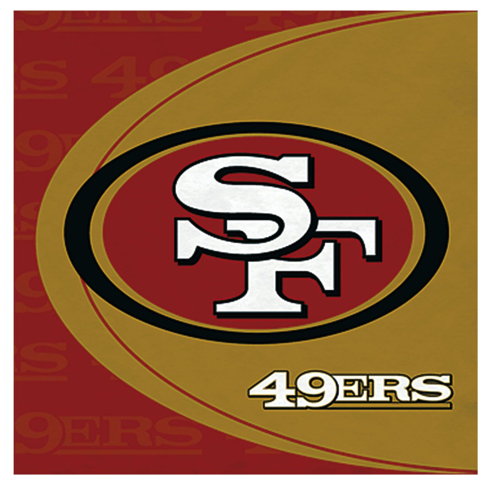 Go niners san francisco 49ers nfl nfl teams logos san