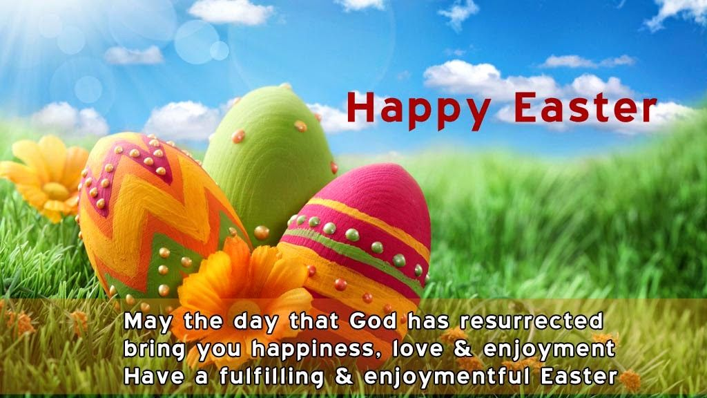 Easter Sunday 2017 Quotes, Wishes, Messages, Sayings, Easter Eggs Images  Pictures