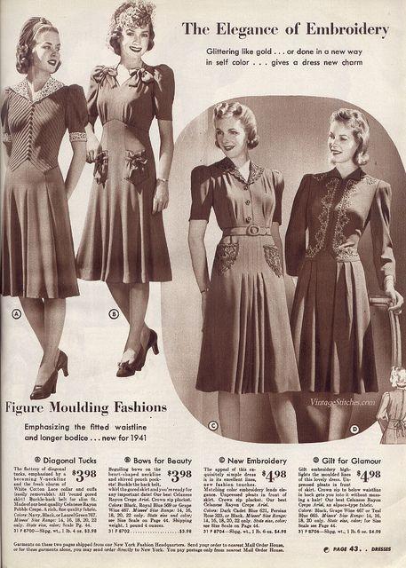 Fall & Winter 1940-41 Sears, Roebuck & Co.