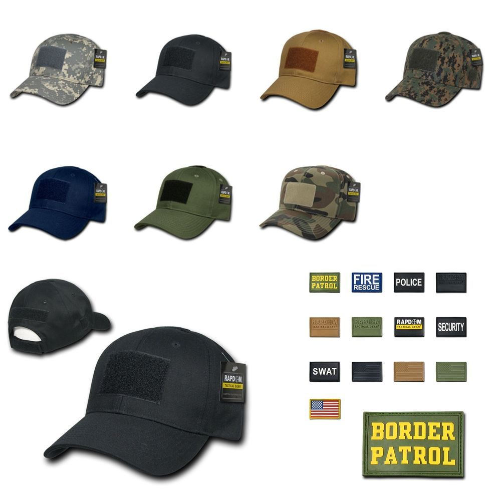 Tactical Operator Contractor Velcro Military Cap Caps Hat Hats with Patch  RapDom in Clothing f8eaa302c6c