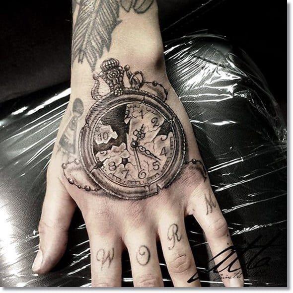 15 This Broken Pocket Watch Tattoo Design Watch Tattoo Design Pocket Watch Tattoo Design Pocket Watch Tattoo